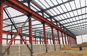 宁波精臻机械制造有限公司钢结构工程